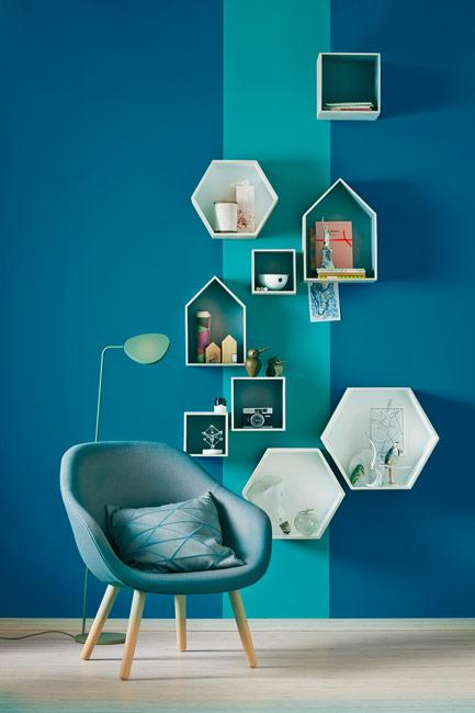 Die Farbe Blau Schoner Wohnen Farbe