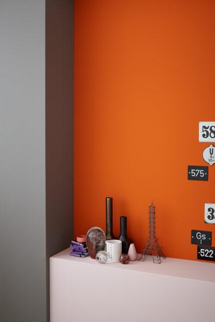 Die Farbe Orange Schöner Wohnen Farbe