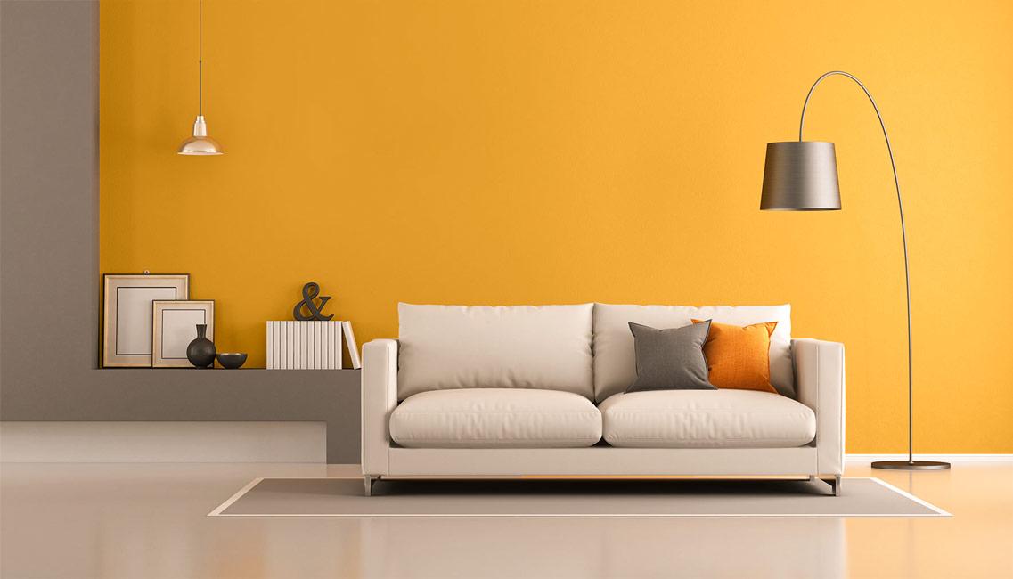 die farbe orange sch ner wohnen farbe. Black Bedroom Furniture Sets. Home Design Ideas