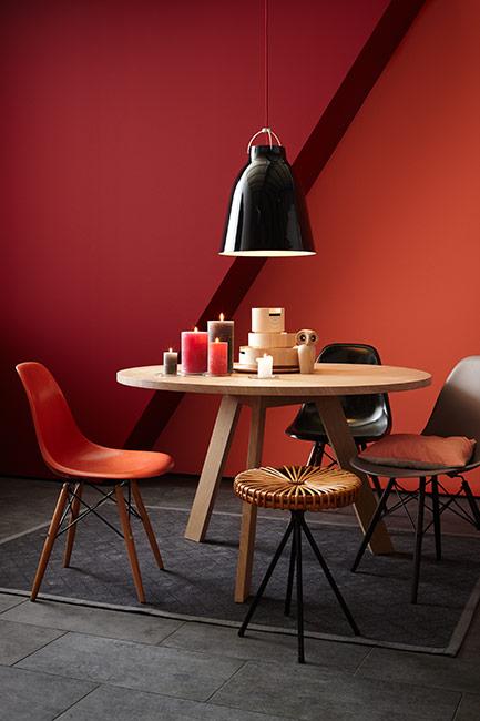 die farbe rot sch ner wohnen farbe. Black Bedroom Furniture Sets. Home Design Ideas