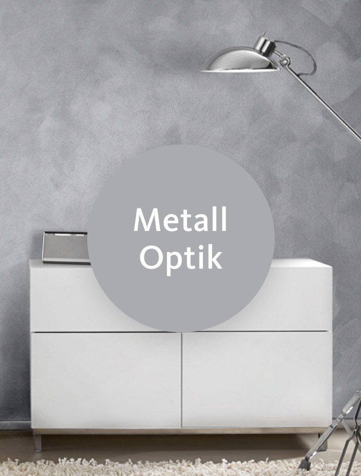 Metall-Optik-Effektfarben
