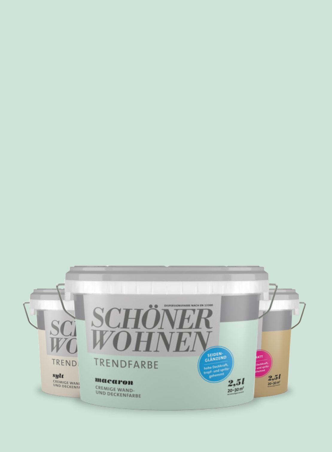 Kollektion Farbkollektionen Schoner Wohnen Farbe