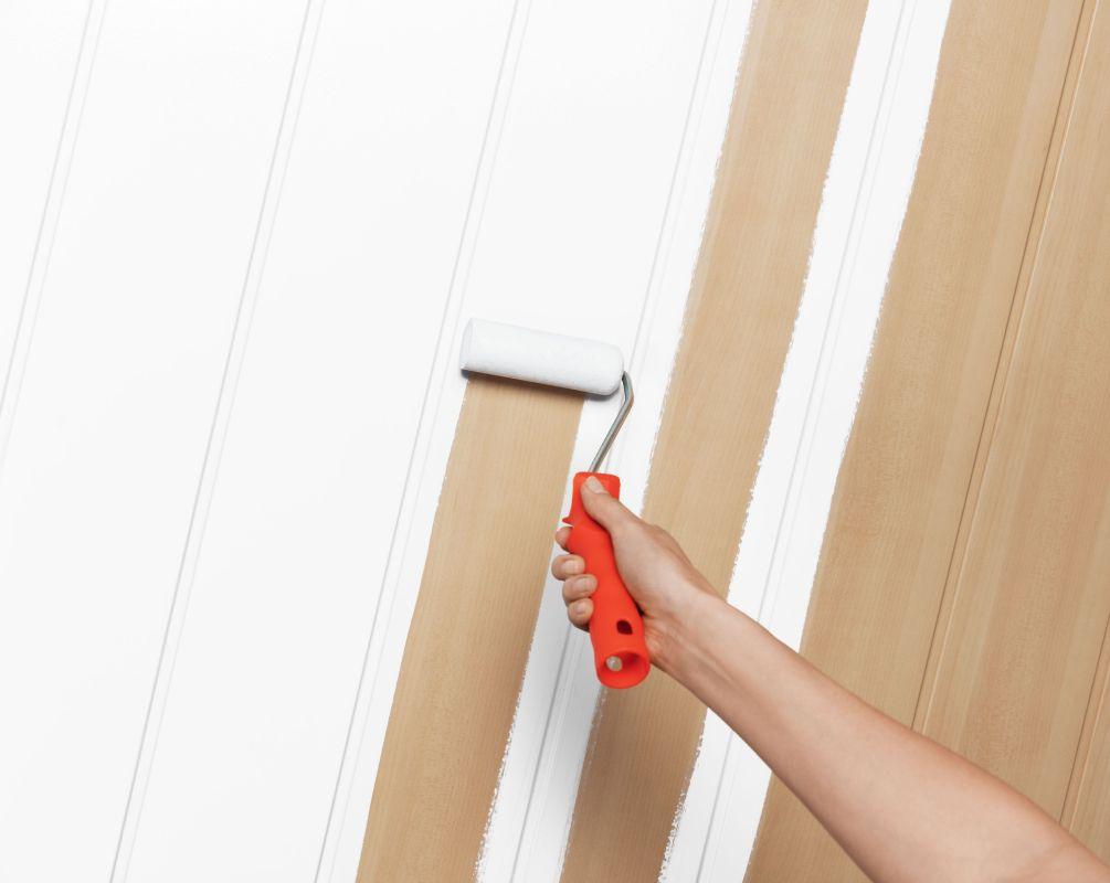 Häufig pep up Renovierfarbe für Holzvertäfelungen | SCHÖNER WOHNEN FARBE YM68