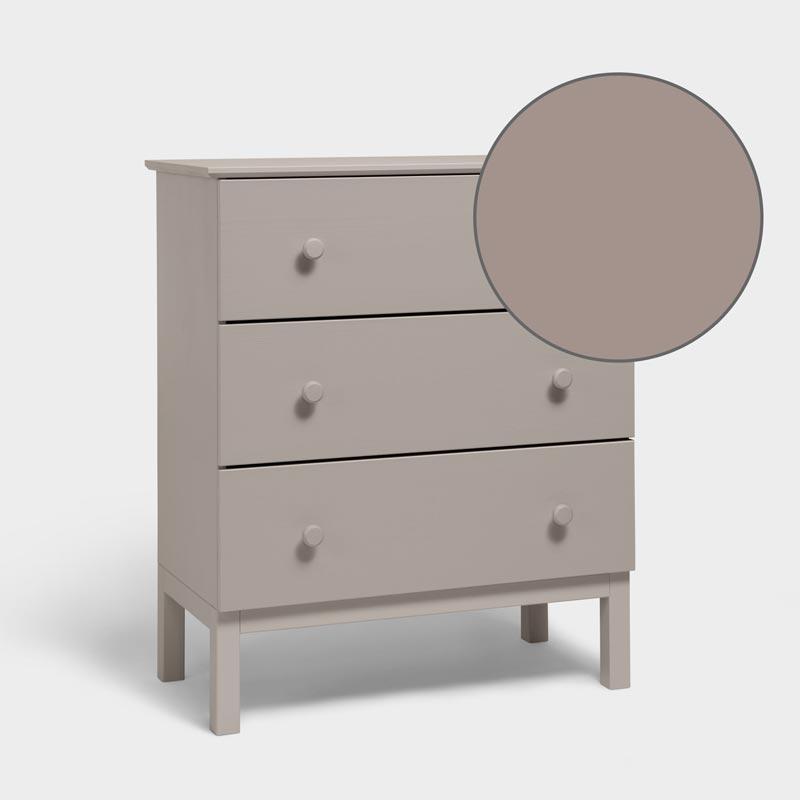 Die Elegante Farbe Taupe: Möbel, Türen & Küchenfronten