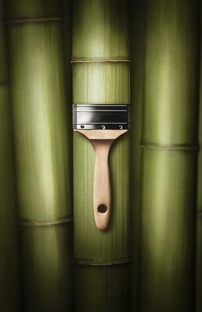 Bamboo Schoner Wohnen Farbe