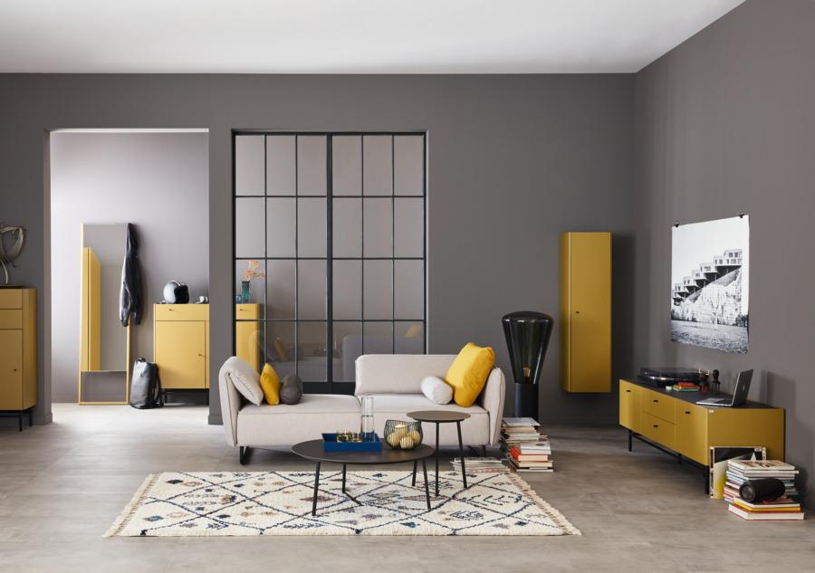 rock sch ner wohnen farbe. Black Bedroom Furniture Sets. Home Design Ideas