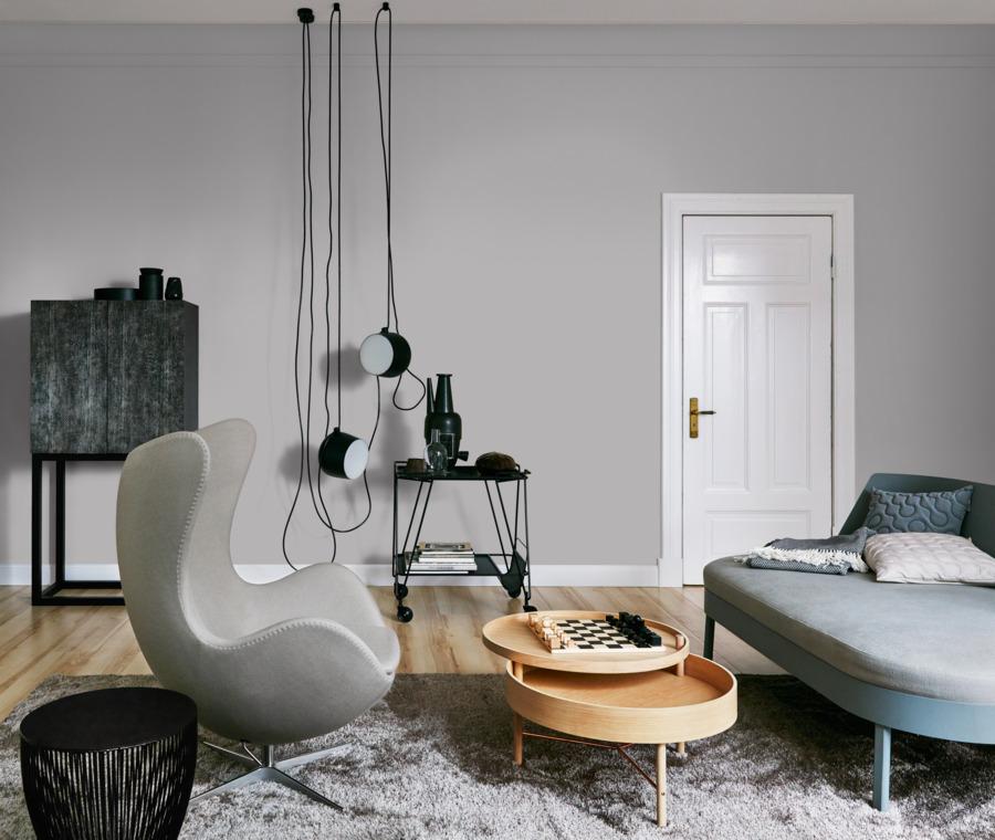 Schoner Wohnen Farbpalette Grau