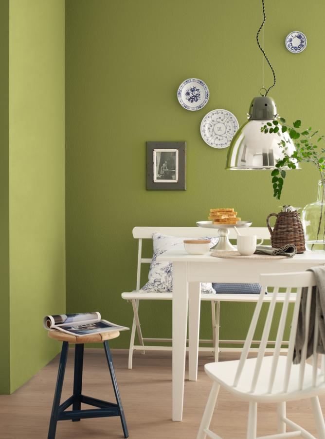 Schoner Wohnen Farbe Farn