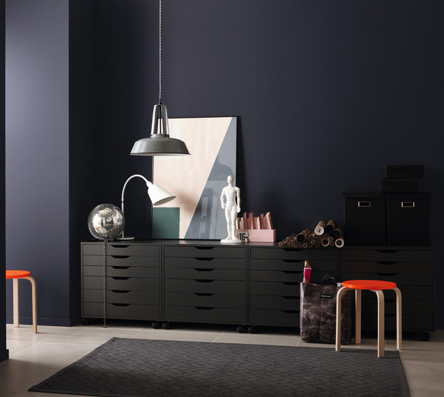 luna sch ner wohnen farbe. Black Bedroom Furniture Sets. Home Design Ideas